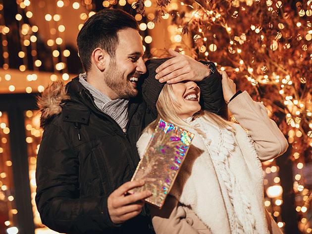 Reisegutschein - Weihnachtsgeschenk für Ihre Lieben