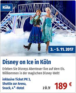 Disney on Ice in Köln